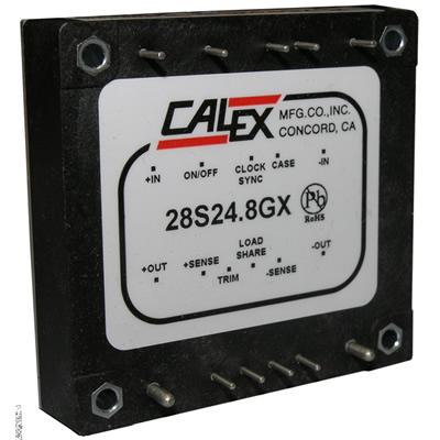 200W GX Series DC/DC Converter