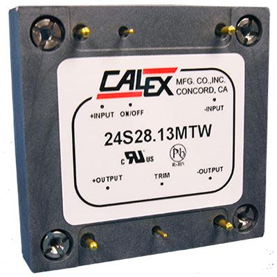MTW Series 360 Watt DC/DC Converter  with 4:1 input voltage