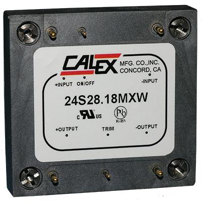 9-36 VDC input, 500W, isolated Half Brick