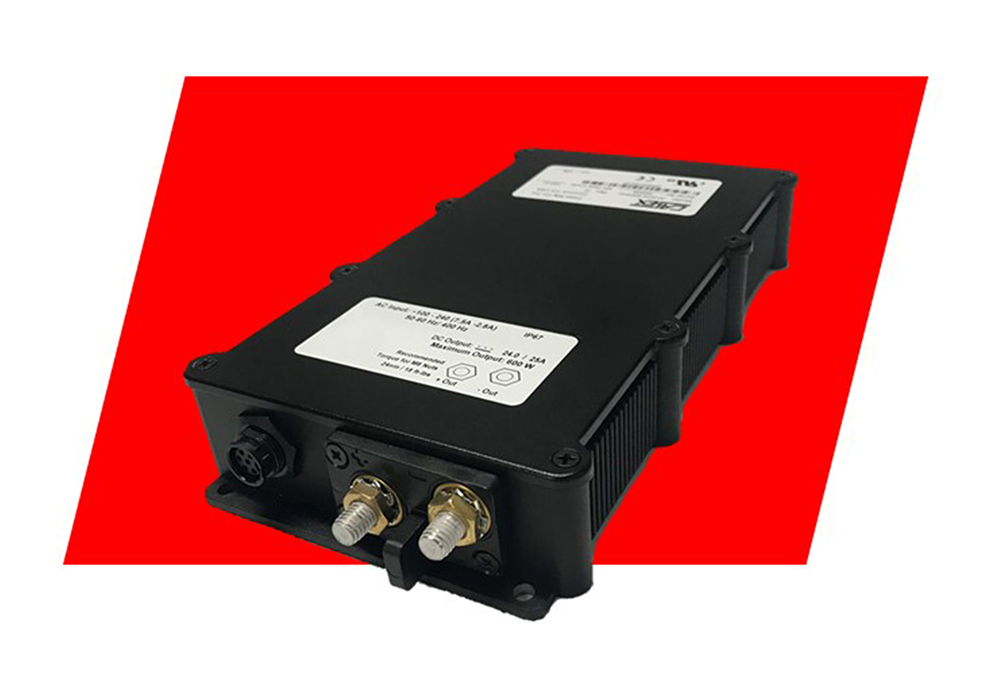 Calex Manufacturing Company Introduces 600W Weatherproof AC-DC, Weather Resistant Power Supply for Harsh Environments