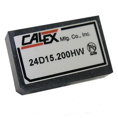 2:1 input range, 6W Dual DC/DC in a plastic DIP case