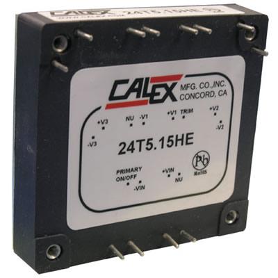 18-36 & 36-75VDC input, 75W, Triple Output Half Brick