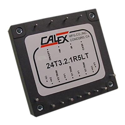 18-36VDC input, 75W, Triple ouput Half Brick