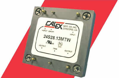 CALEX Obtains UL Approval on 500W and 360W Half Brick